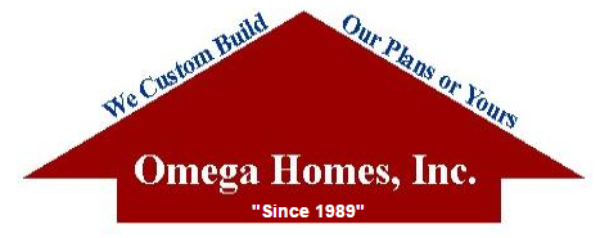 Omega Homes, Inc. Logo